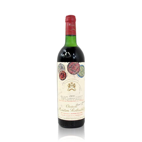ムートン・ロートシルト|ふくよかでリッチ、アーティスティックなワイン