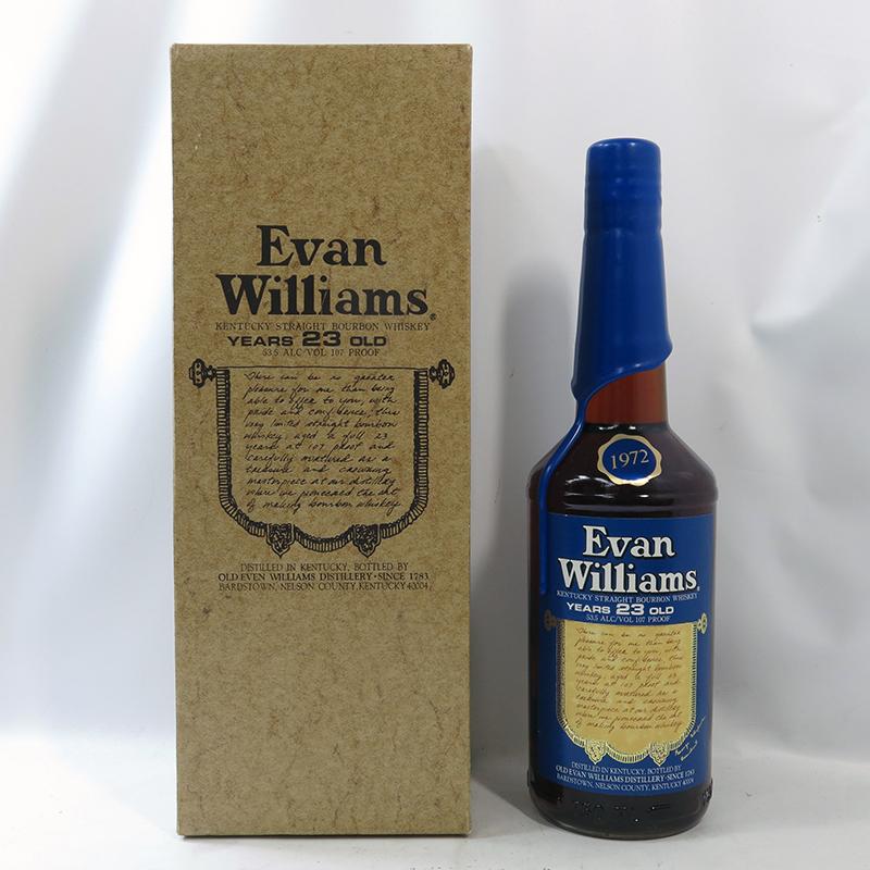 「バーボンの始祖」が後世に残した、男味あふれるバーボン-エヴァン・ウイリアムズ